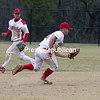 Saturday, March 24, 2012. Plattsburgh State split a SUNYAC doubleheader with New Paltz on Saturday, March 24, 2012, at Chip Cummings Field. The Cardinals lost the first game 5-0 loss but came back to win the second game, 3-2. <br /><br />(P-R Photo/Gabe Dickens)