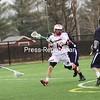 Saturday, April 4, 2009. Plattsburgh State vs. Geneseo in Plattsburgh.  Geneseo won 12-5.<br><br>(Staff Photo/Michael Betts)