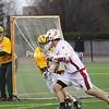 Wednesday, April 1, 2009. Plattsburgh State vs. Clarkson in Plattsburgh.  Clarkson won 17-8.<br><br>(Staff Photo/Michael Betts)