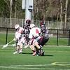 Wednesday, April 14, 2010. Plattsburgh State vs. Oneonta in Plattsburgh.  Oneonta won 12-9.<br><br>(P-R Photo/Andrew Wyatt)