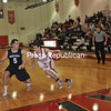 Monday, November 26, 2012. PSU men came up short, losing 80-73, against nationally-ranked Middlebury college, Sunday, Nov. 25, 2012. <br /><br />(Staff Photo/Kelli Catana)