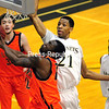 Monday, November 24, 2014. Clinton Community College plays SUNY Broome Sunday in men's basketball in Plattbsurgh.  <br /><br />(P-R Photo/Rob Fountain)