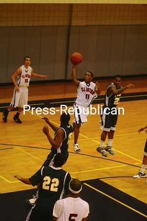Sunday, February 21, 2010. Clinton Community College vs. Columbia-Greene in Plattsburgh.  Clinton won 72-69.<br><br>(Staff Photo/Kelli Catana)