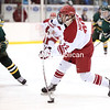 Plattsburgh State defeats Oswego in men's hockey Saturday February 27 2016 at the SUNY Plattsburgh fieldhouse. (Gabe Dickens/PR-Photo)