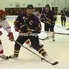 Monday, February 2, 2009. Plattsburgh State vs. Williams College in Plattsburgh. Plattsburgh won 6-1.<br><br>(P-R Photo/Kevin Hamell)