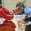 Friday, January 4, 2008. Plattsburgh State vs. Tufts at the Plattsburgh State Field House.    Plattsburgh State won 9-2.<br><br>(Staff Photo/Michael Betts)
