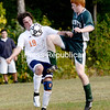 Thursday, September 25, 2008. Clinton Community College vs. North Country Community College in Plattsburgh.  NCCC won 3-0.<br><br>(Staff Photo/Michael Betts)