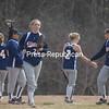 Saturday, April 9, 2011. Clinton Community College vs. Columbia-Greene Community College in Plattsburgh.  Columbia-Greene won 10-7 and 3-2 in the doubleheader.<br><br>(Staff Photo/Ryan Hayner)