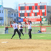 Friday, April 15, 2011. Plattsburgh State vs. Fredonia at Cardinal Park in Plattsburgh.  Plattsburgh State won both games 4-1.<br><br>(Staff Photo/Kelli Catana)