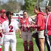 Sunday, April 25, 2010. PSUC softball doubleheader with Oneonta Sunday. The Cardinals split the twinbill.<br><br>(P-R Photo/Gabe Dickens)