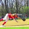 Friday, April 23, 2010. Plattsburgh State vs. SUNY Brockport in Plattsburgh.  The teams split the doubleheader.<br><br>(Staff Photo/Kelli Catana)