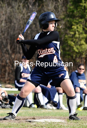Wednesday, April 30, 2008. Clinton Community College vs. Jefferson in Plattsburgh.  Jefferson won both games of the doubleheader 8-1 and 17-3(in 5 innings).<br><br>(Staff Photo/Michael Betts)