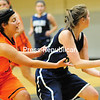 Tuesday, November 4, 2014. Clinton Community College women play Word of Life women Monday during women's basketball in Plattsburgh. <br /><br />(P-R Photo/Rob Fountain)