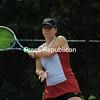 Monday, September 9, 2013. SUNY Plattsburgh Tennis vs. New Paltz at SUNY Plattsburgh Memorial Hall Sunday September 8, 2013. <br /><br />(P-R Photo/Rachel Moore)