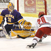Tuesday, March 11, 2014. Plattsburgh State plays Elmira Sunday during the ECAC Women's Hockey Finals at the fieldhouse. Plattsburgh defeated Elmira 4-3.  (P-R Photo/Rob Fountain)
