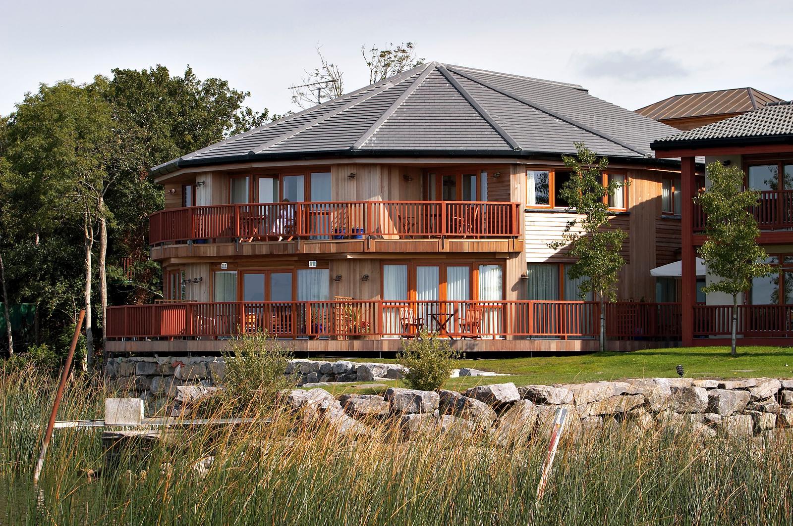 Wineport Lodge - Glasson - Exterior