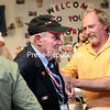 Sunday, July 28, 2013. Saranac Central High School students, who are members of the school's Honor Club, host a dinner for World War II veterans and their families at American Legion Post 1619 in West Plattsburgh recently. <br /><br />(P-R Photo/Gabe Dickens)