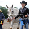 Monday, July 8, 2013. Over 60 horses and their owners competed at the 2013 Lake Champlain Appaloosa Club Summer Classic at the Clinton County Fairgrounds in Morrisonville July 6 and 7, 2013. <br /><br />(P-R Photo/Rachel Moore)