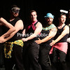 Monday, July 14, 2014. Members of the Clinton Community College Drama Club perform in the production