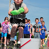 Tuesday, June 24, 2014. Seton Academy students enjoy their annual Field Day recently in Plattsburgh. <br /><br />(P-R Photo/Rob Fountain)