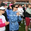 Saturday, June 20, 2009. Pam Juneau walked in the Avon Walk Boston for breast cancer.  She raised over $2000 for the event.<br><br>(Staff Photo/Alvin Reiner)