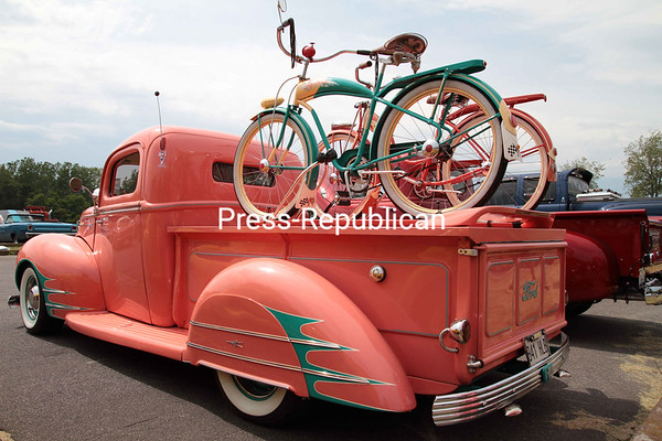 Sunday, June 20, 2010. 14th Annual Great Adirondack Car Show at the Crete Civic Center in Plattsburgh.<br><br>(P-R Photo/Gabe Dickens)