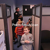 Friday, February 18, 2011. Children from the YMCA After School program toured the Plattsburgh City Police Station.<br><br>(P-R Photo/Andrew Wyatt)