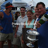 Saturday, July 12, 2008. Award ceremony for Mayor's Cup at The Naked Turtle in Plattsburgh.<br><br>(P-R Photo/Kelli Catana)