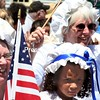 Friday, July 4, 2008. The Essex parade was just one of the festivities planned for the Fourth of July weekend.<br><br>(Staff Photo/Alvin Reiner)