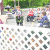 Wednesday, May 30, 2012. American Legion Post 20 Memorial Day Celebration, Quarry Road, Plattsburgh. Guest speaker: Maj. Gen. Robert J. Kasulke, commanding general, Army Reserve Medical Command. <br /><br />(Staff Photo/Kelli Catana)