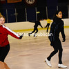 Friday, October 17, 2008. Lake Placid Ice Skaters.<br><br>(Staff Photo/Kelli Catana)