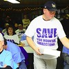 Thursday, February 4, 2010. Over 200 people gathered at the American Legion to show support for the Lyon Mountain Correctional Facility.<br><br>(Staff Photo/Kelli Catana)