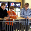 Saturday, February 12, 2011. Annual MathCounts Challenge  in Plattsburgh.  Teams competed for the chance at the state competition next month.<br><br>(P-R Photo/Gabe Dickens)