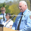 Friday, May 3, 2013. The first observance of the National Day of Prayer at CVPH Medical Center in Plattsburgh included prayers for emergency services personnel, EMTs and firefighters. <br /><br />(Staff Photo/Kelli Catana)