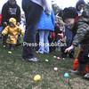 Saturday, April 23, 2011. Annual Easter egg hunt at CVPH Medical Center in Plattsburgh.<br><br>(P-R Photo/Andrew Wyatt)