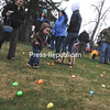 Saturday, April 23, 2011. Annual Easter egg hunt at CVPH Medical Center in Plattsburgh.<br><br>(P-R Photo/Andrew Wyatt)
