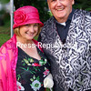 ALVIN REINER/P-R PHOTO<br /> Diane O'Connor and Jay Van Vracken came dressed for the occasion.