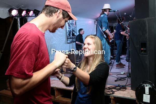 Thursday, September 5, 2013. The 5th annual Hobofest took over the historic Union Depot corridor in Saranac Lake Sunday, featuring both local musicians and acts from along the East Coast, as a celebration of railroad culture and Americana music.  <br /><br />(P-R Photo/Gabe Dickens)