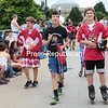 Saturday, July 5, 2014. People gather for Plattsburgh's annual Fourth of July Parade as participants wind their way through through the streets of downtown Plattsburgh Friday afternoon. <br /><br />(P-R Photo/Gabe Dickens)