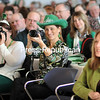 Monday, March 17, 2014. 56th North Country Chamber of Commerce St. Patrick's Day Breakfast at the Angell College Center. Dr. Kjell Dahlen was named Irishman of the Year at the breakfast. <br /><br />(P-R Photo/Rob Fountain)
