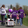 Sunday, April 25, 2010. More than 300 people participated in the March of Dimes event. Last year, the march raised about $69,000. The March of Dimes is dedicated to improving the health of babies by preventing birth defects, premature births and infant mortality. <br><br>(P-R Photo/Gabe Dickens)