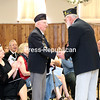 Monday, May 26, 2014. American Legion Post 20's annual Memorial Day ceremony 2014. <br /><br />(P-R Photo/Gabe Dickens)