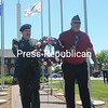 Tuesday, May 28, 2013. Hundreds gathered at the American Legion Post 20 and the Veterans Park at the U.S. Oval for Memorial Day ceremonies.  <br /><br />(Staff Photo/Kelli Catana)
