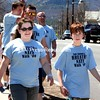 Sunday, April 26, 2009. Breathe for Nate walk in Elizabethtown.  About 100 people walked in honor of Nathan Hammond, who passed away two years ago from cystic fibrosis.<br><br>(Staff Photo/Alvin Reiner)