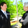 Friday, May 21, 2010. Inauguration of John Jablonski at Clinton Community College.<br><br>(Staff Photo/Kelli Catana)