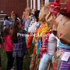 Friday, September 30, 2011. Second Annual Fall Fest at the Peru Intermediate School.  The festivities included Zumba, pie walk, face painting, a bake sale and a scarecrow making contest.<br><br>(P-R Photo/Gabe Dickens)