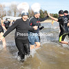 Saturday, November 8, 2014. Nearly 200 people took part in the 5th annual Polar Plunge at the Plattsburgh City Beach Saturday morning. <br /><br />(P-R Photo/Gabe Dickens)