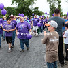 Monday, June 16, 2014. Hundreds of area residents participate in the annual Relay For Life event at the Clinton County Fairgrounds in Morrisonville Friday evening to help raise awareness as well as funds to help fund cancer research. <br /><br />(P-R Photo/Gabe Dickens)