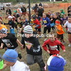 Monday, September 22, 2014. About 300 competitors raced in the fourth-annual Rockeater Adventure Race held at Plattsburgh City Beach Saturday, September 20, 2014. Along with the main race, about 90 children competed in a smaller version called the Pebble-Eater Adventure Race.  <br /><br />(Ben Rowe/P-R Photo)