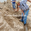 Wednesday, August 18, 2010. the 26th Press-Republican Sand Sculpture Competition at the Plattsburgh City Beach.  This year featured 35 groups or individuales.<br><br>(P-R Photo/Amy Putnam)